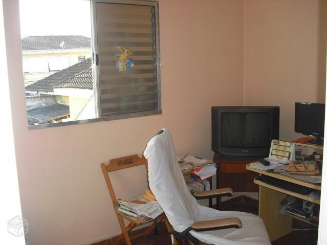 Mello Santos Imóveis - Casa 3 Dorm, São Vicente - Foto 3
