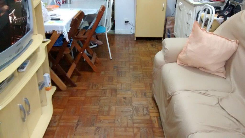 Apto 1 Dorm, José Menino, Santos (AP3358) - Foto 2