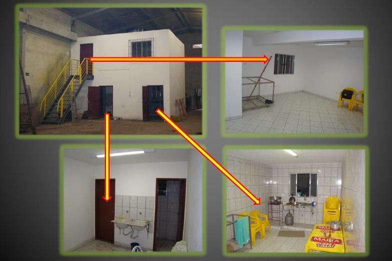 Mello Santos Imóveis - Galpão, Centro, Santos - Foto 5