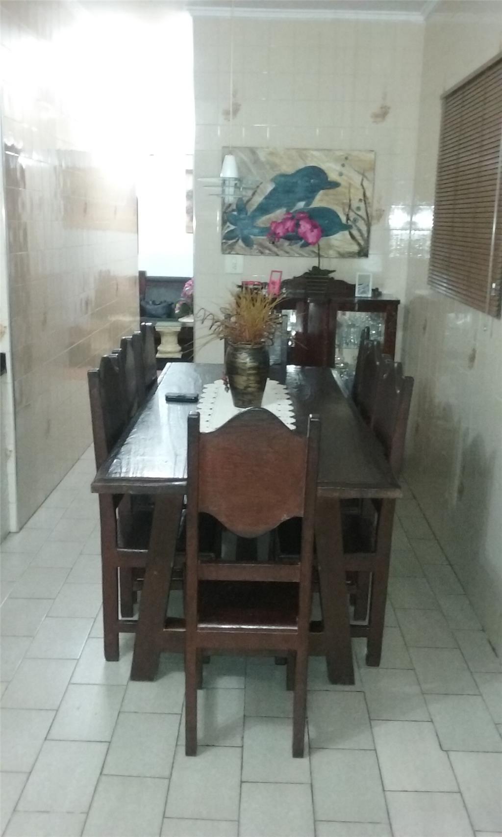 Casa 3 Dorm, Rádio Club, Santos (CA0269) - Foto 19
