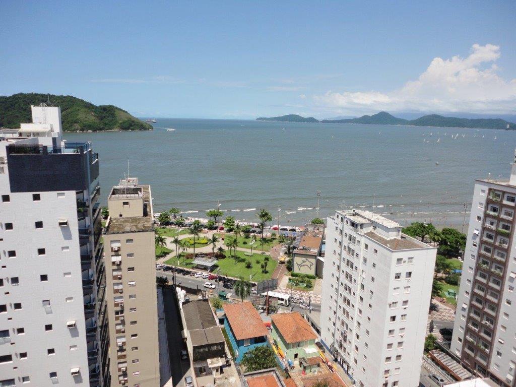 Apto 1 Dorm, Ponta da Praia, Santos (AP3858) - Foto 12