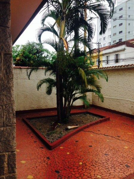 Casa 3 Dorm, Campo Grande, Santos (CA0235) - Foto 2