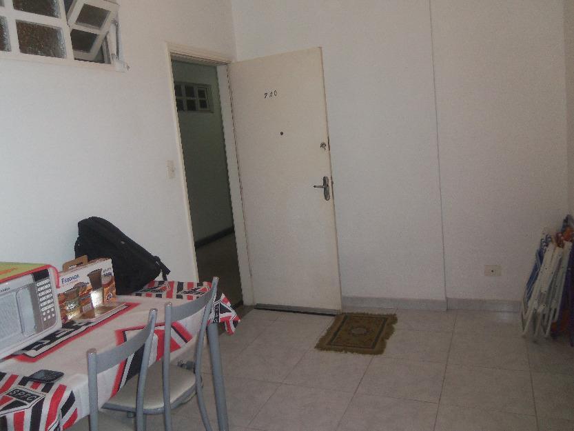 Apto 1 Dorm, José Menino, Santos (AP2087) - Foto 3