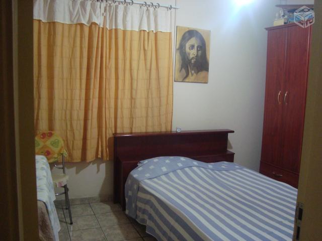 Casa 2 Dorm, Macuco, Santos (SO0150) - Foto 9