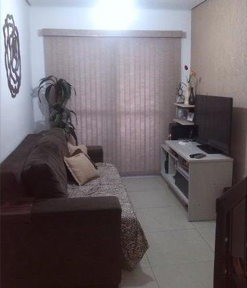 Apto 2 Dorm, Morro de Nova Cintra, Santos (AP3622)