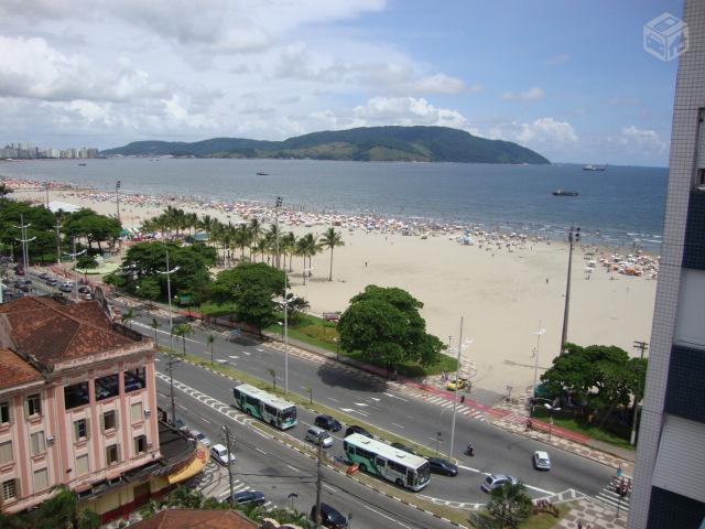 Apto 3 Dorm, Gonzaga, Santos (AP2470) - Foto 2