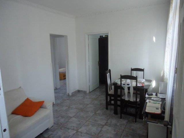 Apto 2 Dorm, Embaré, Santos (AP2626)