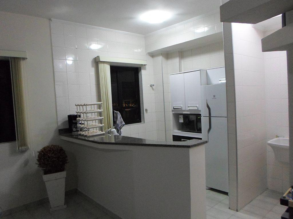 Flat 1 Dorm, Ponta da Praia, Santos (FL0013) - Foto 12