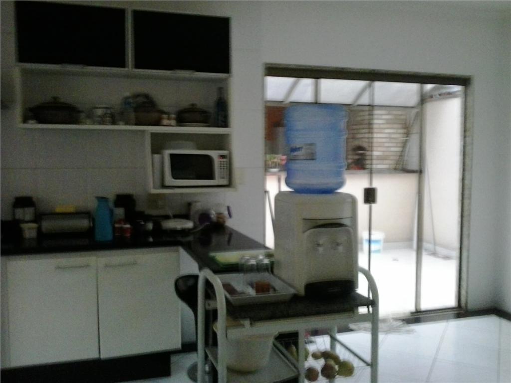 Casa 4 Dorm, Vila São Jorge, Santos (SO0157) - Foto 2