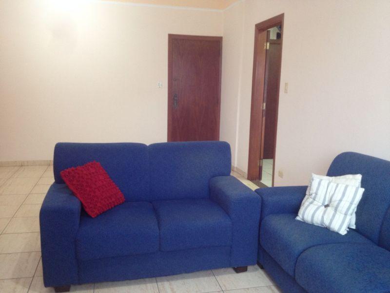 Apto 2 Dorm, Campo Grande, Santos (AP2396)