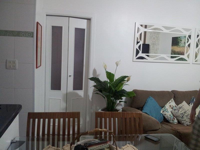 Mello Santos Imóveis - Apto 2 Dorm, Gonzaga - Foto 3