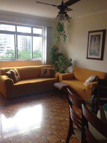 Apto 2 Dorm, Gonzaga, Santos (AP3357) - Foto 2