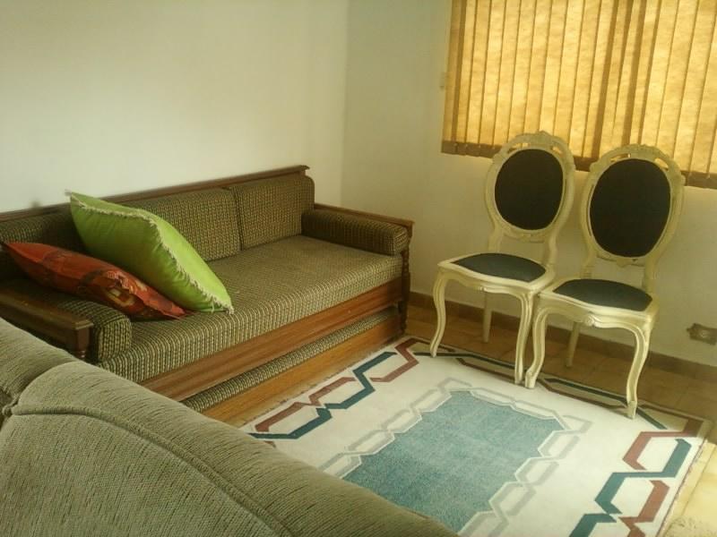 Casa 3 Dorm, Boqueirão, Santos (CA0222) - Foto 2