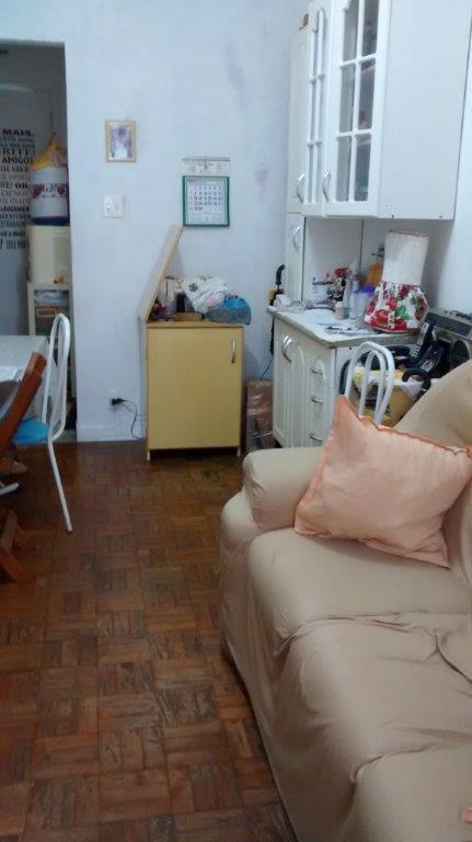 Apto 1 Dorm, José Menino, Santos (AP3358) - Foto 3