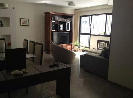 Apto 3 Dorm, Campo Grande, Santos (AP3102)