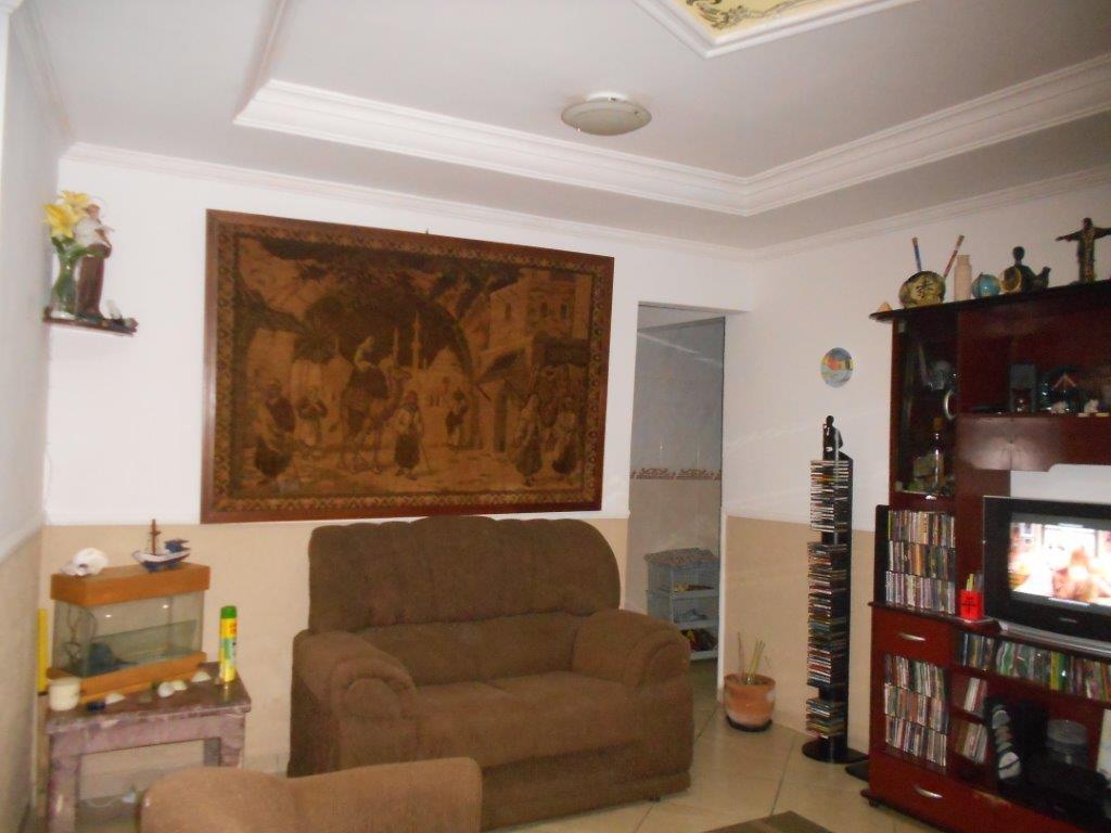Mello Santos Imóveis - Casa 2 Dorm, Vila Tupi