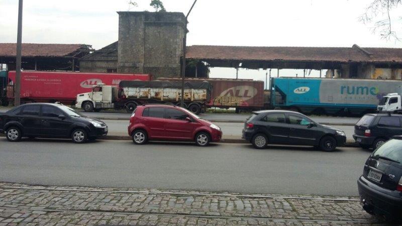 Galpão, Centro, Santos (GA0008) - Foto 5