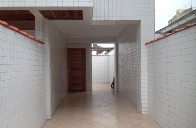Casa 3 Dorm, Aparecida, Santos (CA0149) - Foto 2