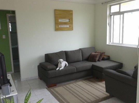Apto 2 Dorm, Embaré, Santos (AP3228)