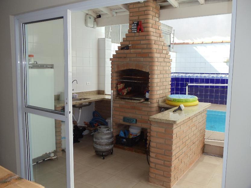 Casa 3 Dorm, Marapé, Santos (SO0183) - Foto 2