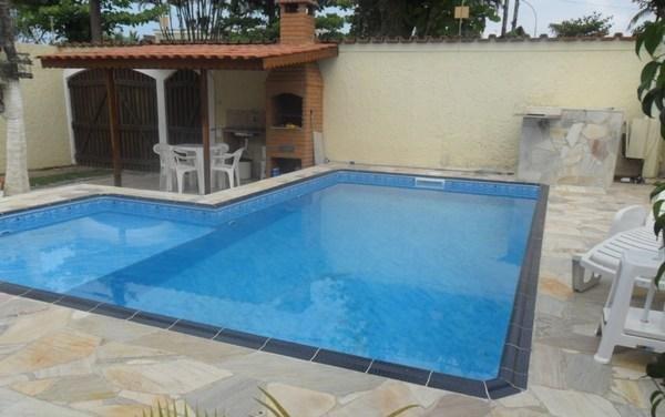 Casa 3 Dorm, Jardim Virginia, Guarujá (CA0167) - Foto 6