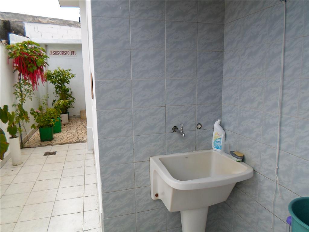 Casa 2 Dorm, Cidade Naútica, São Vicente (CA0090) - Foto 2