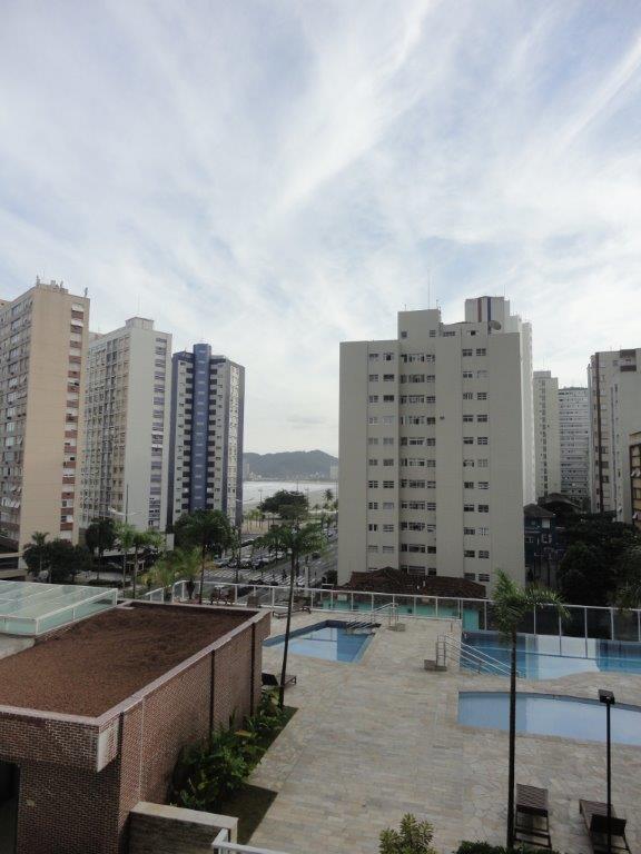 Apto 2 Dorm, José Menino, Santos (AP3900) - Foto 2
