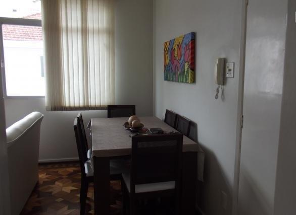 Apto 2 Dorm, Campo Grande, Santos (AP3479) - Foto 5