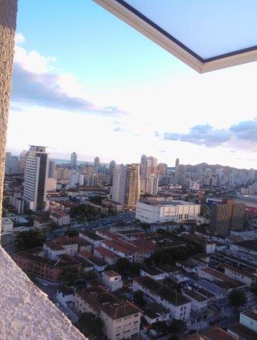 Apto 2 Dorm, Encruzilhada, Santos (AP3265) - Foto 2