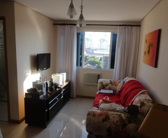 Apto 1 Dorm, Aparecida, Santos (AP3484)