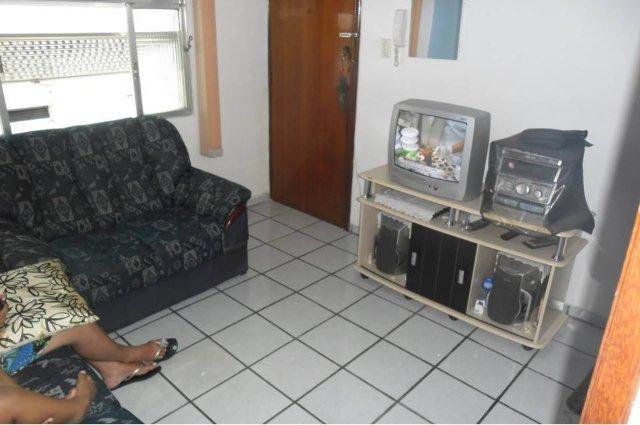 Apto 2 Dorm, Aparecida, Santos (AP2745)