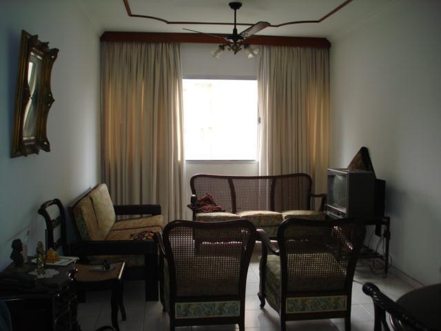Imóvel: Apto 2 Dorm, Gonzaga, Santos (AP1690)