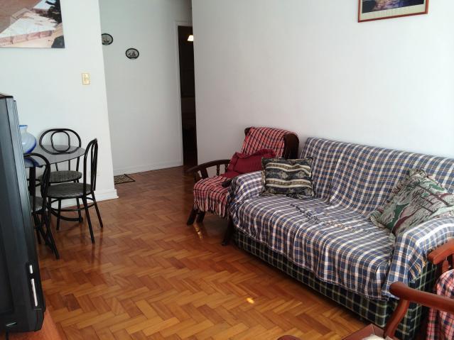 Apto 2 Dorm, Aparecida, Santos (AP3200)