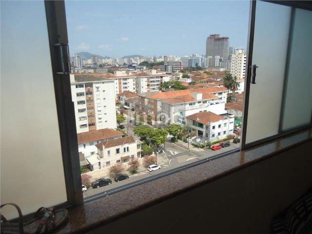 Cobertura 2 Dorm, Boqueirão, Santos (CO0098) - Foto 8