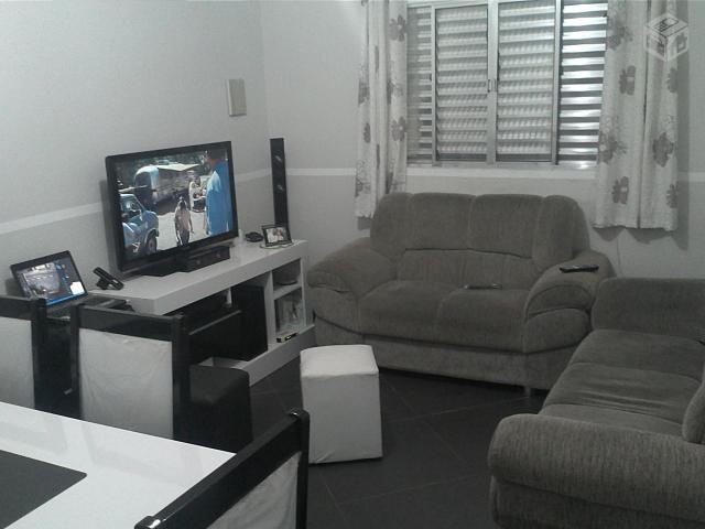 Casa 1 Dorm, Vila Jockei Clube, São Vicente (SO0120)