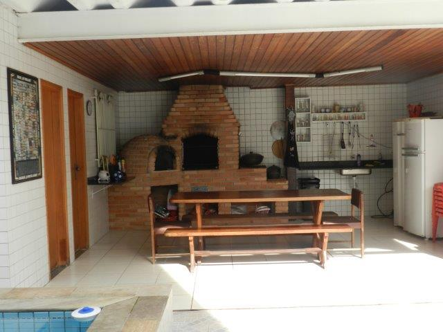 Casa 3 Dorm, Embaré, Santos (CA0211) - Foto 2