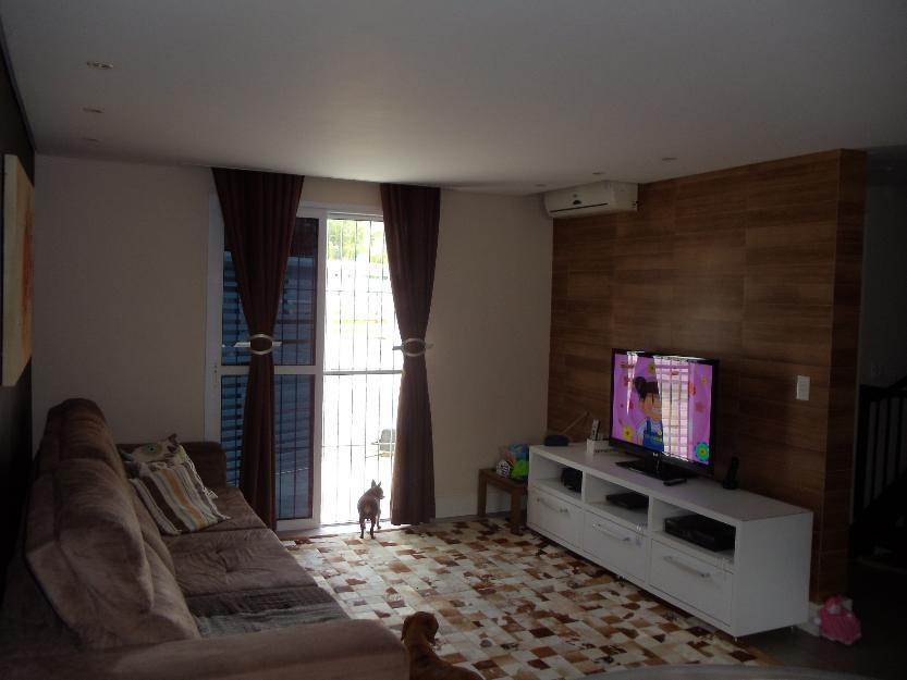 Casa 3 Dorm, Marapé, Santos (SO0183)