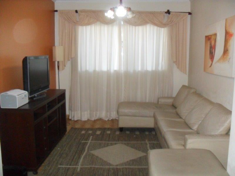Casa 3 Dorm, Embaré, Santos (CA0236)
