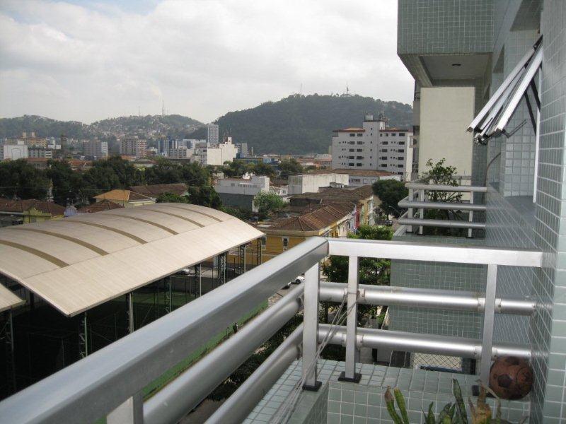 Apto 2 Dorm, Encruzilhada, Santos (AP3290) - Foto 8