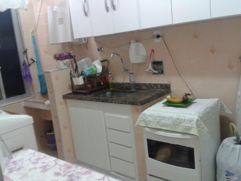 Apto 2 Dorm, Campo Grande, Santos (AP3977) - Foto 19