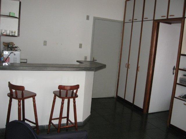 Mello Santos Imóveis - Flat 1 Dorm, Itararé - Foto 4