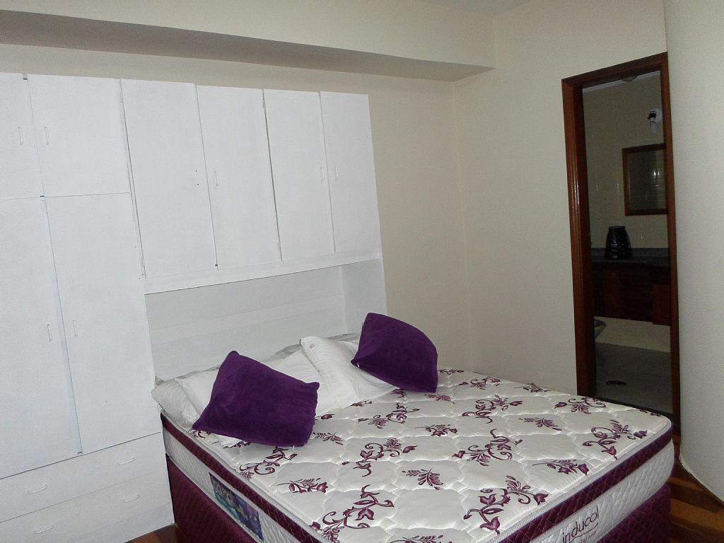 Flat 1 Dorm, Ponta da Praia, Santos (FL0013) - Foto 7