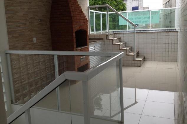 Casa 3 Dorm, Aparecida, Santos (CA0149) - Foto 9