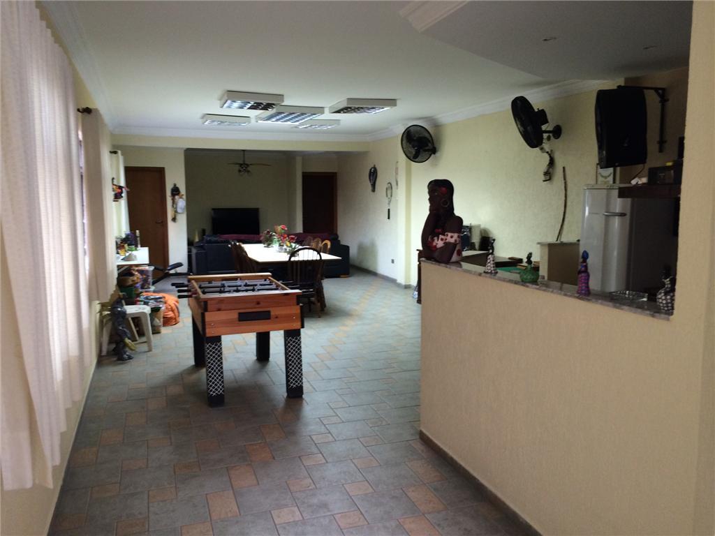 Casa 3 Dorm, Aparecida, Santos (CA0203) - Foto 5