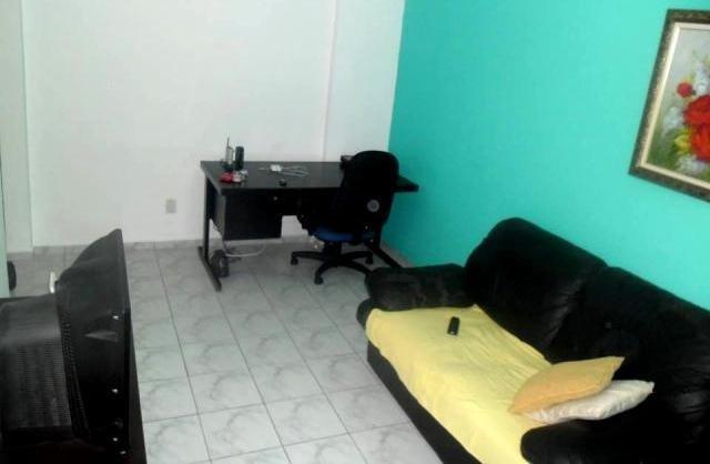 Apto 1 Dorm, Centro, São Vicente (AP2756)