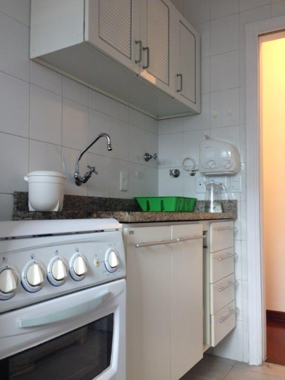 Apto 1 Dorm, Pompéia, Santos (AP3523) - Foto 17