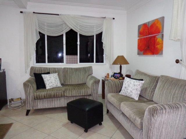 Mello Santos Imóveis - Casa 4 Dorm, Embaré, Santos