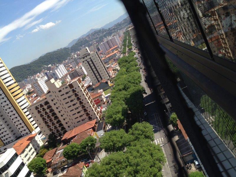 Apto 3 Dorm, Pompéia, Santos (AP3788) - Foto 2