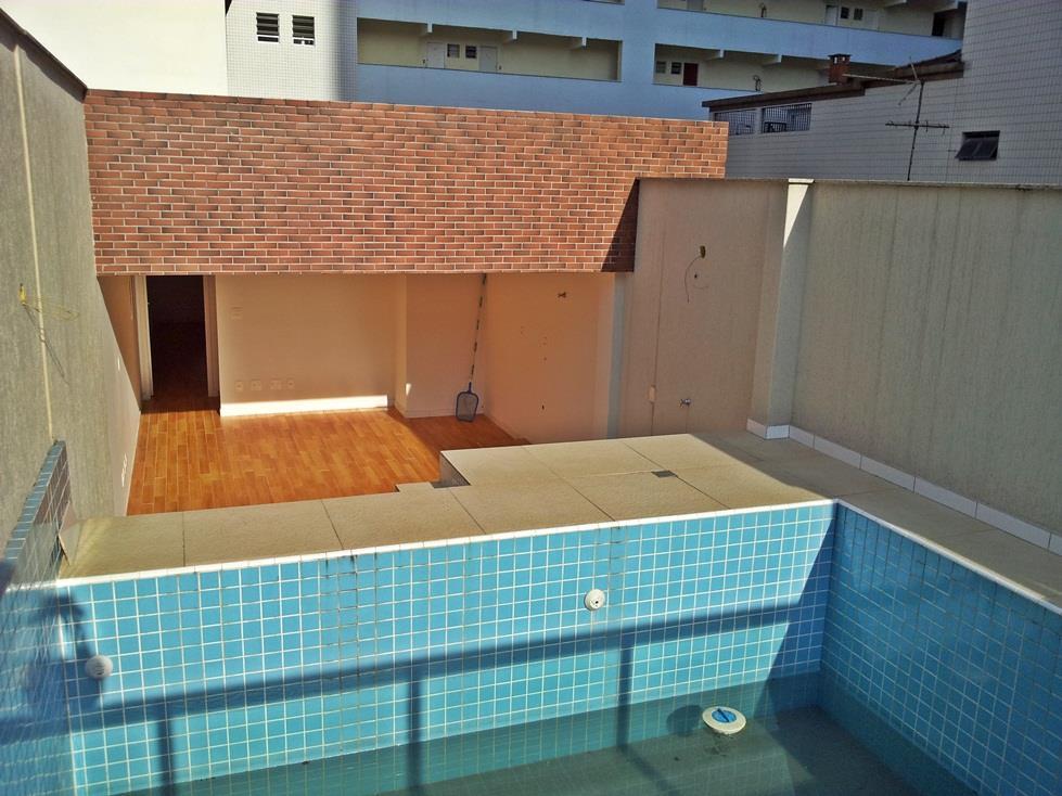 Casa 4 Dorm, Ponta da Praia, Santos (CA0261) - Foto 6