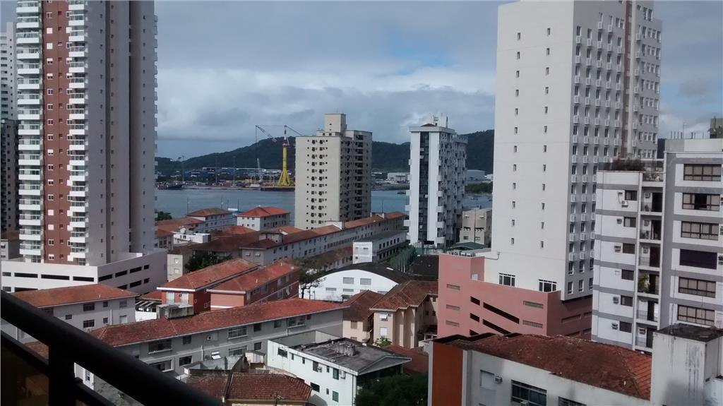 Apto 4 Dorm, Ponta da Praia, Santos (AP3881) - Foto 17